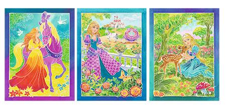 Malen nach Zahlen Bild Zauberhafte Märchenwelt - 29115 von Ravensburger