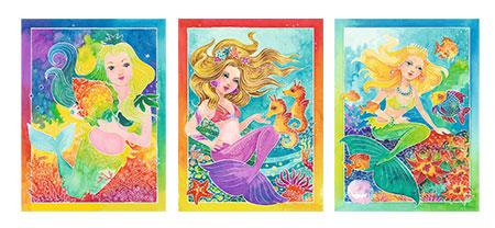 Malen nach Zahlen Bild Welt der Meerjungfrauen - 29117 von Ravensburger