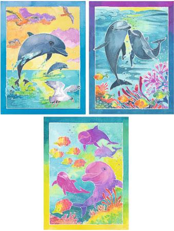 Malen nach Zahlen Bild Delfine - 29123  von Ravensburger