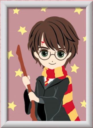 Malen nach Zahlen Bild Wizarding World: Harry Potter - 29296 von Ravensburger