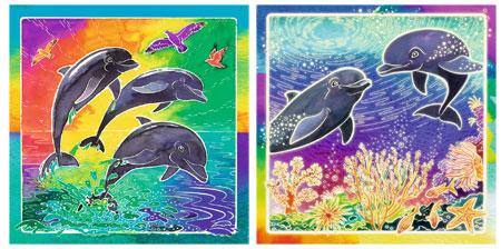 Malen nach Zahlen Bild Welt der Delfine - 29435 von Ravensburger