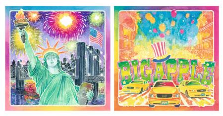 Malen nach Zahlen Bild Leuchtendes New York - 29438 von Ravensburger
