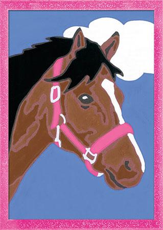 Malen nach Zahlen Bild Pferd                      - 29607 von Ravensburger