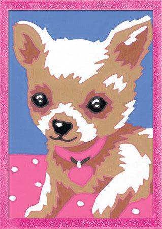 Malen nach Zahlen Bild Chihuahua                  - 29610 von Ravensburger