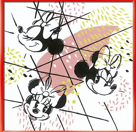 Malen nach Zahlen Bild Disney: Minnie Style - 29697 von Ravensburger