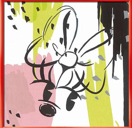 Malen nach Zahlen Bild Disney: Modern Minnie - 29698 von Ravensburger