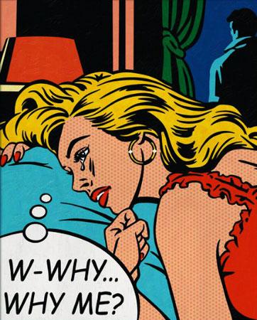 Malen nach Zahlen Bild Love Story - Why Me - 609130598 von Schipper