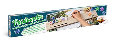 Malen-nach-Zahlen-Zubehör Schipper - Paintmaster (Ablage-Holzleiste)