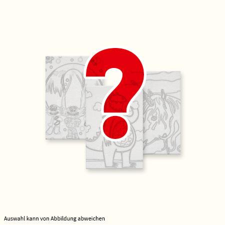 Malen nach Zahlen Bild Wunderbox mit Motiven für Kinder (3er Set) - 4008495 von Sonstiger Hersteller