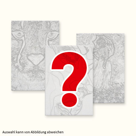 Malen nach Zahlen Bild Große Wunderbox mit Motiven für Erwachsene (3er Set) - 4008497 von Sonstiger Hersteller
